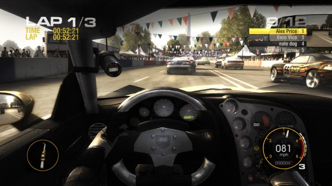 Grid Ps3 Review