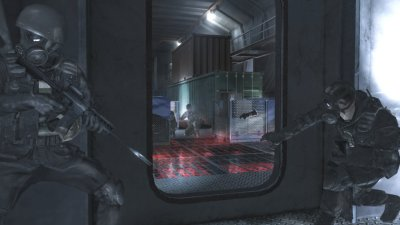 Call of Duty 4: Modern Warfare Xbox 360 screenshots