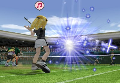 Hot Shots Tennis screenshots