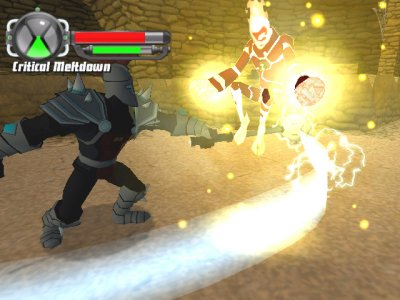 Ben 10: Protector of Earth Wii screenshots