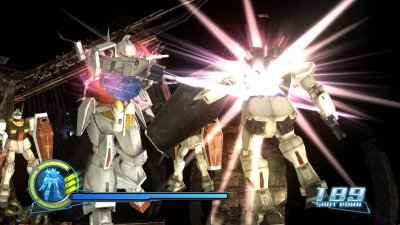 Dynasty Warriors: GUNDAM PlayStation 3 screenshots