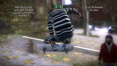 Tony Hawk's Proving Ground Xbox 360 screenshots