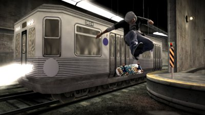 Tony Hawk's Proving Ground PS2 screenshots