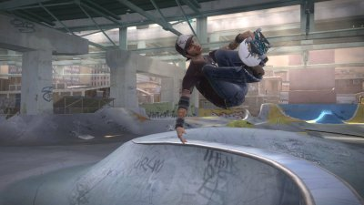 Tony Hawk's Proving Ground PlayStation 3 screenshots