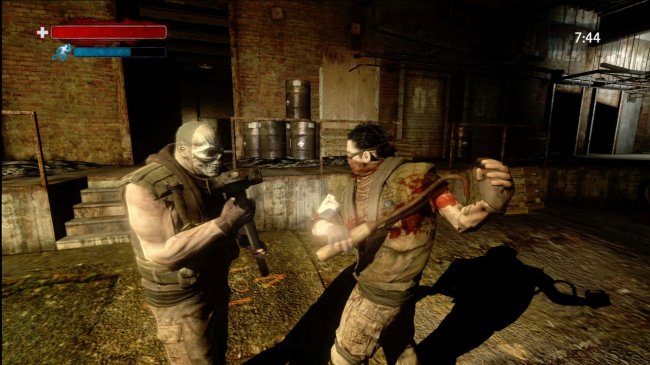 Condemned 2: Bloodshot Xbox 360 screenshots