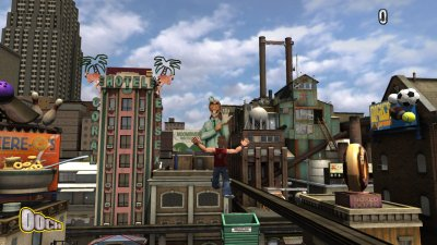 Pain PlayStation 3 screenshots