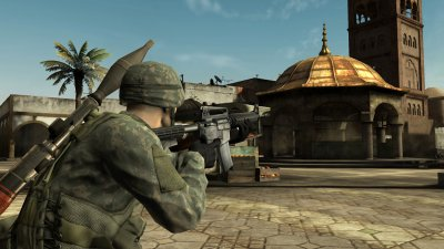 SOCOM: Confrontation PlayStation 3 screenshots