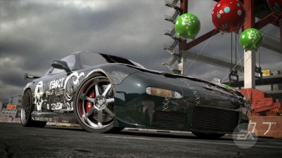 Need for Speed ProStreet Xbox 360 screenshots