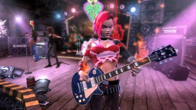 Guitar Hero III: Legends of Rock PlayStation 3 screenshots