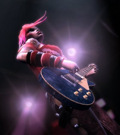 Guitar Hero III: Legends of Rock Wii screenshots