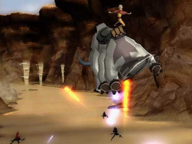 Download Avatar: The Last Air Bender PC Game RIP