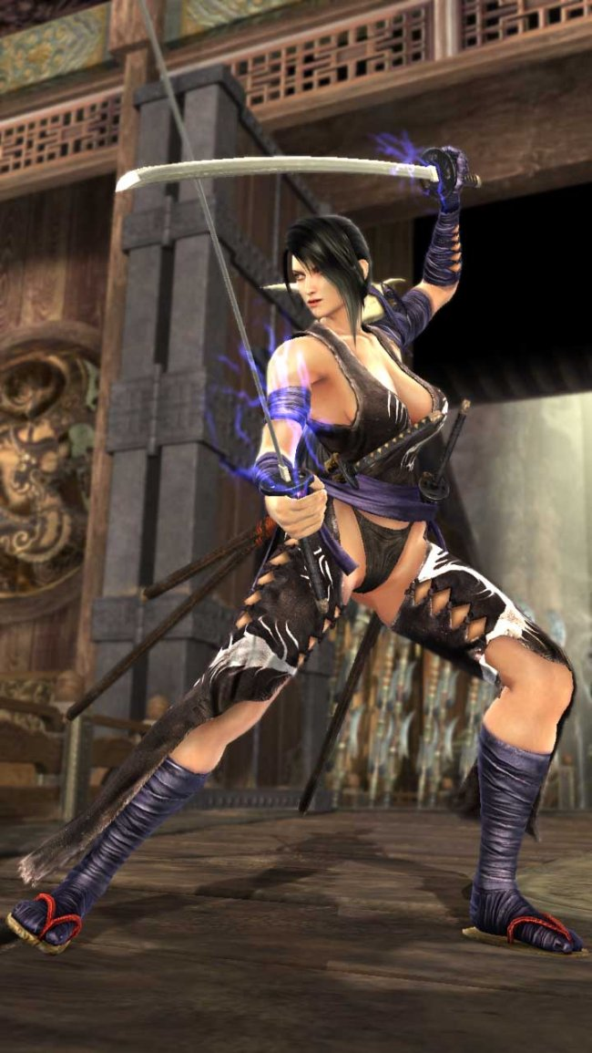 Soulcalibur IV PlayStation 3 screenshots