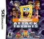Nicktoons: Attack of the Toybots - NDS Boxart