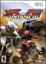 MX vs ATV Untamed Boxart