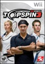 Top Spin 3 Boxart
