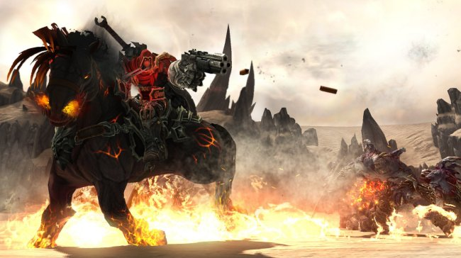 Darksiders Xbox 360 screenshots