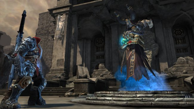 Darksiders: Wrath of War PlayStation 3 screenshots