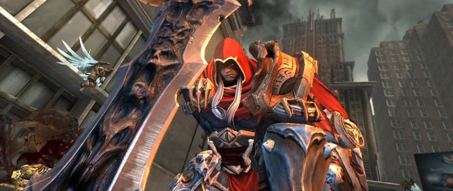 Darksiders PlayStation 3 screenshots