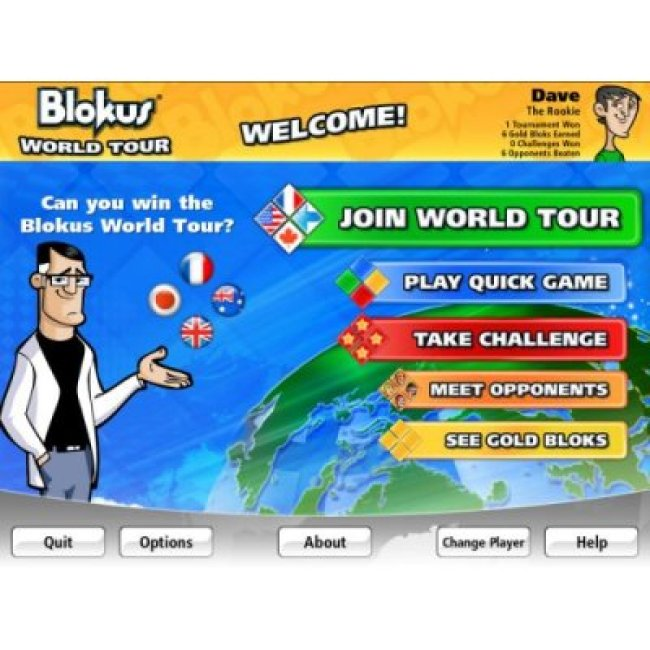 Blokus World Tour Image