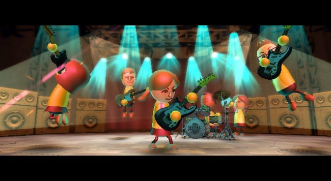 Wii Music Wii screenshots
