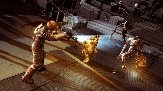 Dead Space Xbox 360 screenshots