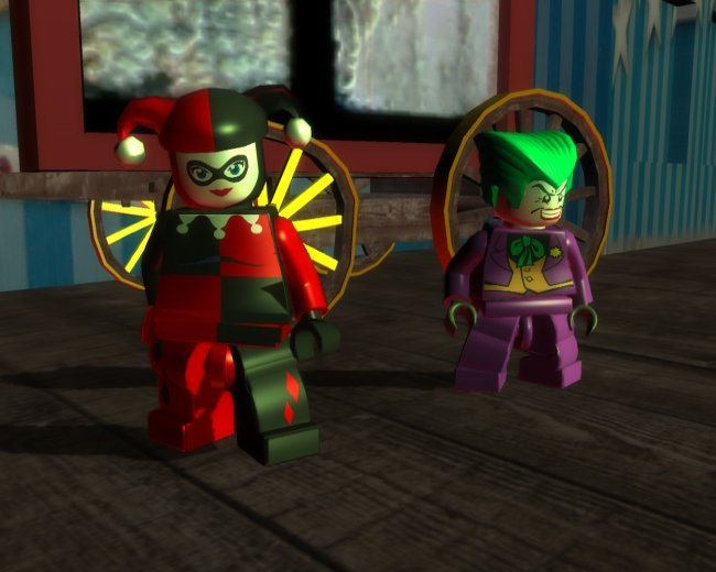 LEGO Batman: The Videogame screenshots