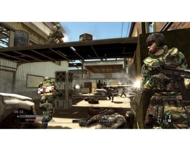 Tom Clancy's Rainbow Six Vegas 2 Xbox 360 screenshots