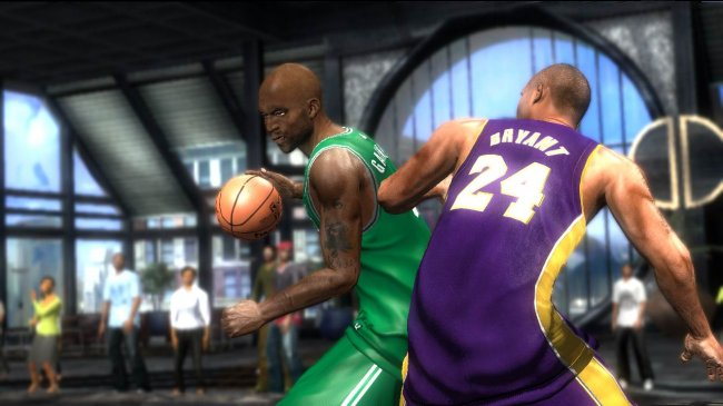 NBA Ballers: Chosen One Xbox 360 screenshots