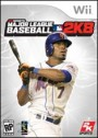 Major League Baseball 2K8 Boxart