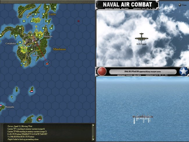 Gary Grigsby's War in the Pacific: Admiral's Edition PC screenshots