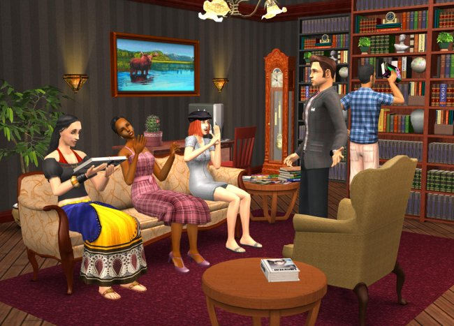 The Sims 2 FreeTime.mds The Sims 2 FreeTime.mdf NoCD+CD-KEY Оригинал