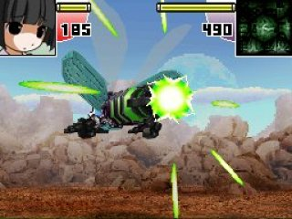 Drone Tactics Nintendo DS screenshots