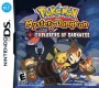 Pokemon Mystery Dungeon: Explorers of Darkness - NDS Boxart