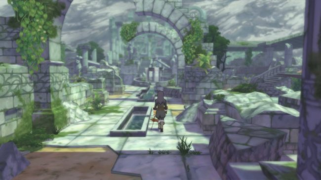 Tales of Vesperia Xbox 360 screenshots