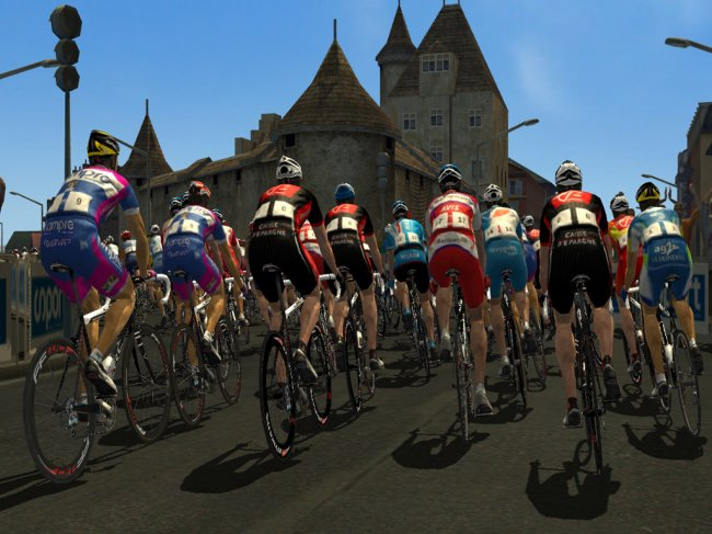 Pro Cycling Manager Season 2008 / Tour de France PC screenshots