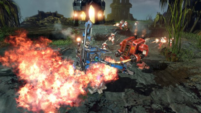 000: Dawn of War II PC screenshots