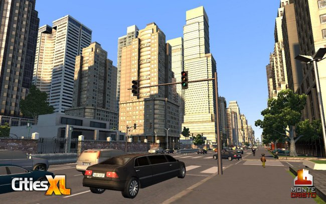 CITIES XL Screenshot