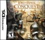 The Lord of the Rings: Conquest - NDS Boxart