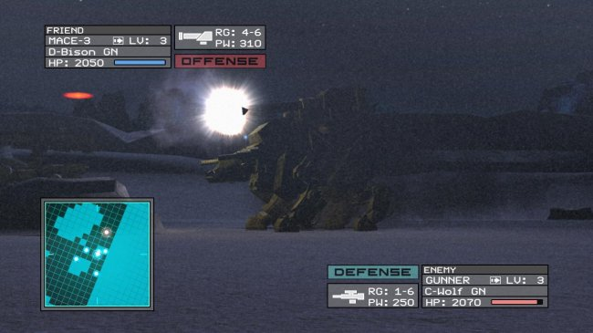 Zoids Assault Xbox 360 screenshots