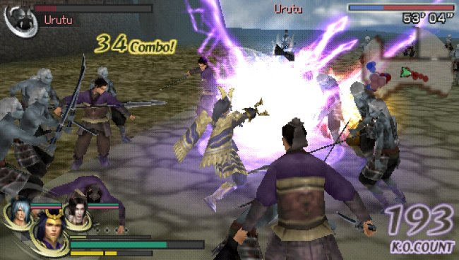 Warriors Orochi 2 screenshots