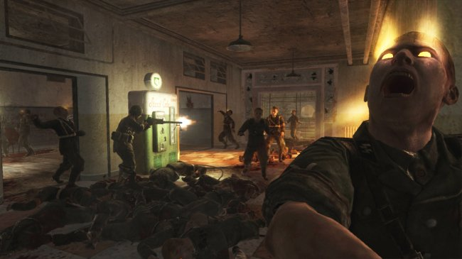 Call of Duty: World at War Xbox 360 screenshots