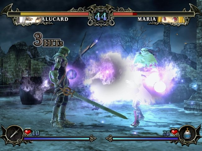 Castlevania Judgment Wii screenshots
