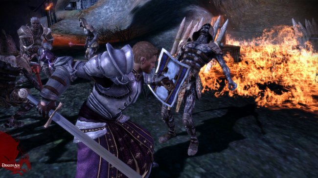 Dragon Age: Origins PC screenshots