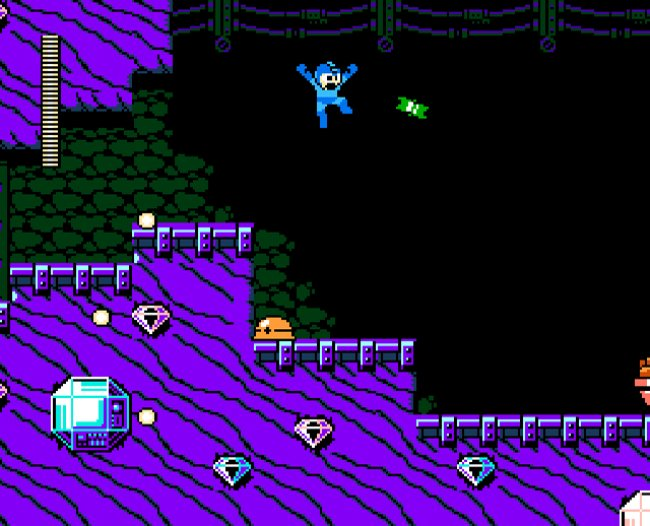 Mega Man 9 Wii screenshots