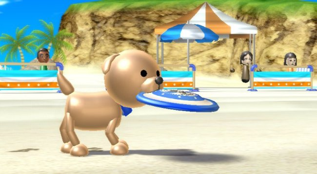 Wii Sports Resort Wii screenshots