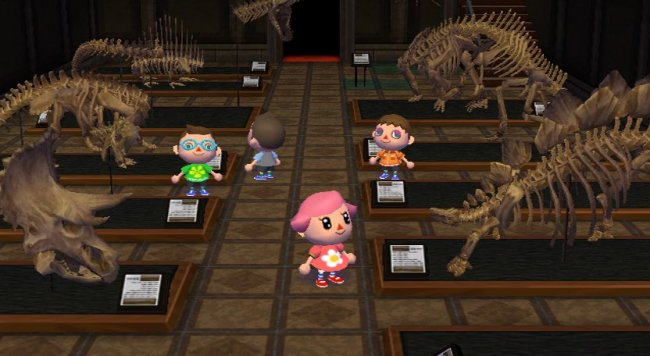 Animal Crossing City Folk Wii screenshots