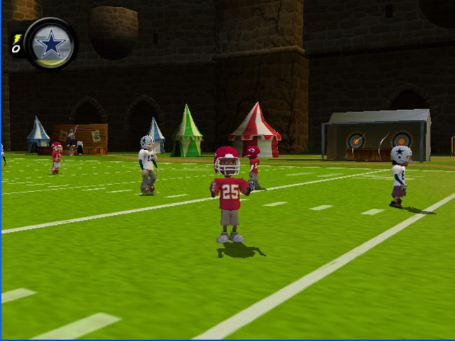 Backyard Football 2009 Wii screenshots