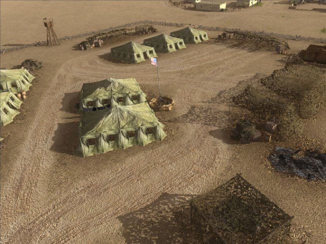 Theatre of War 2: North Africa 1943 PC screenshots