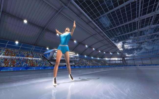 Winter Sports 2: The Next Challenge Screenshot
