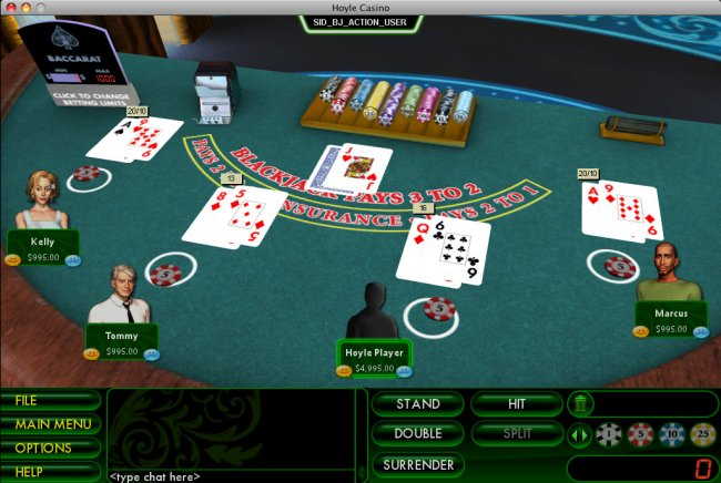 Play hoyle casino game for free new usa casino